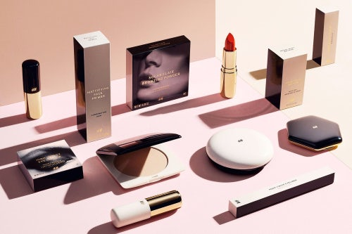 H&M beauty products | Source: H&M