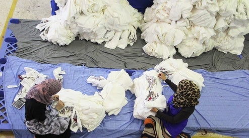Made in Jordan: Inside the Unexpected Powerhouse of Garment
