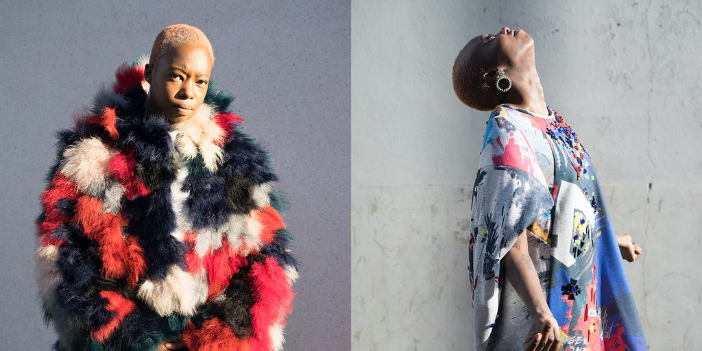 Paris Newcomer Koché Collides Couture and Streetwear
