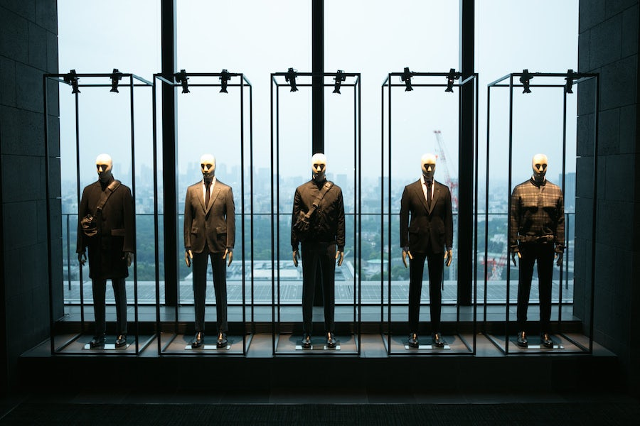 Zegna's 'Made in Japan' collection | Source: Courtesy