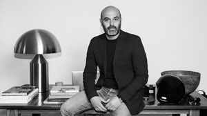 Sébastien Fabre, chief executive of Vestiaire Collective | Source: Courtesy