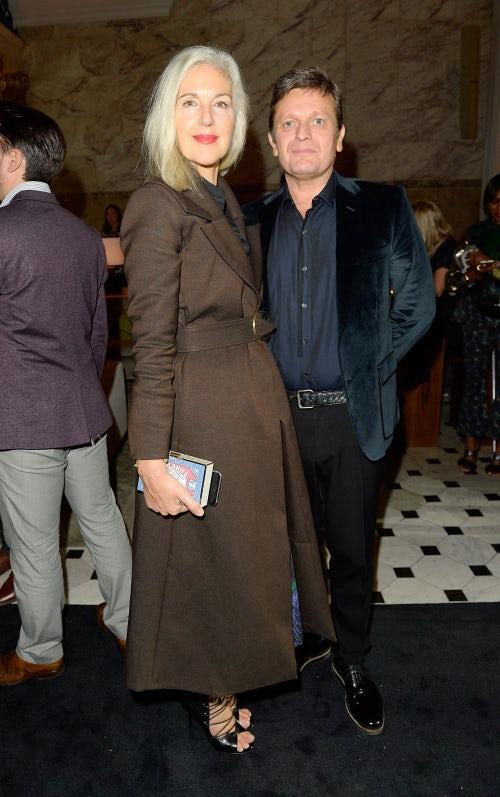 Ruth and Tom Chapman | Photo: XX