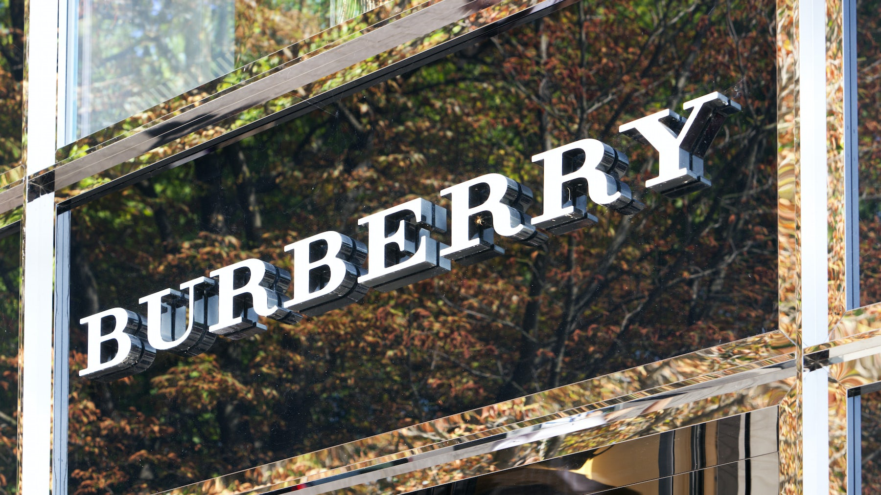 Burberry | Source: Shutterstock