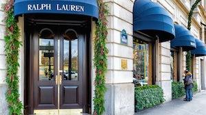Ralph Lauren store   Source: Shutterstock