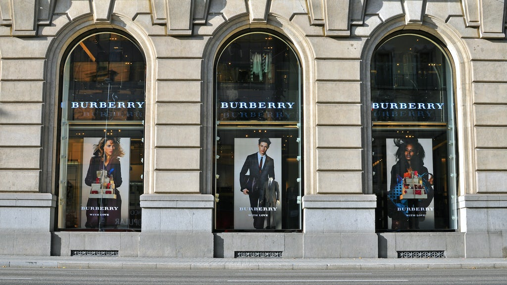 burberry to unify brands under one label in bid to boost appeal news analysis bof. Black Bedroom Furniture Sets. Home Design Ideas