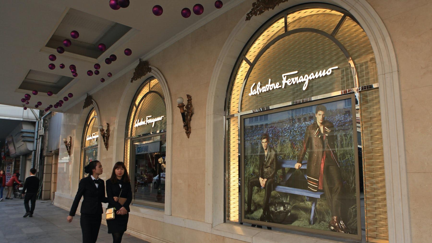 Ferragamo Chief Executive Says He Still Has Work to Do
