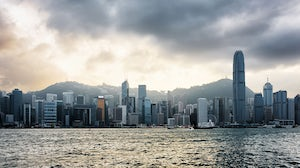 Victoria Harbour, the business centre of Hong Kong | Source: Shutterstock