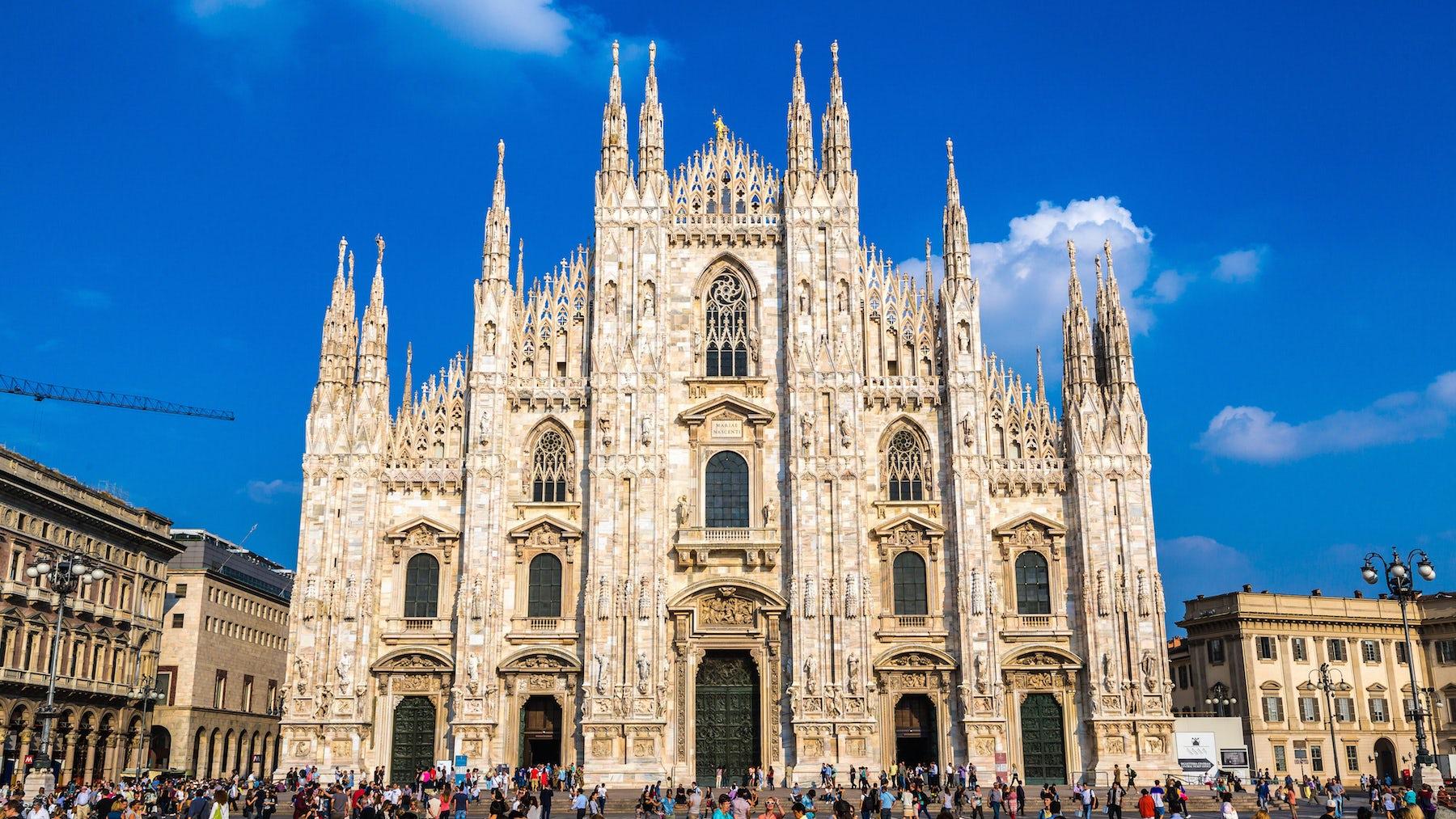 Duomo di Milano | Source: Shutterstock