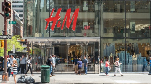 H&M's Biggest Profit Drop in Six Years Puts CEO Under Pressure