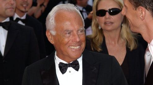 cbc932a1e171 Giorgio Armani to Stay Independent While Designer Is Still Alive ...