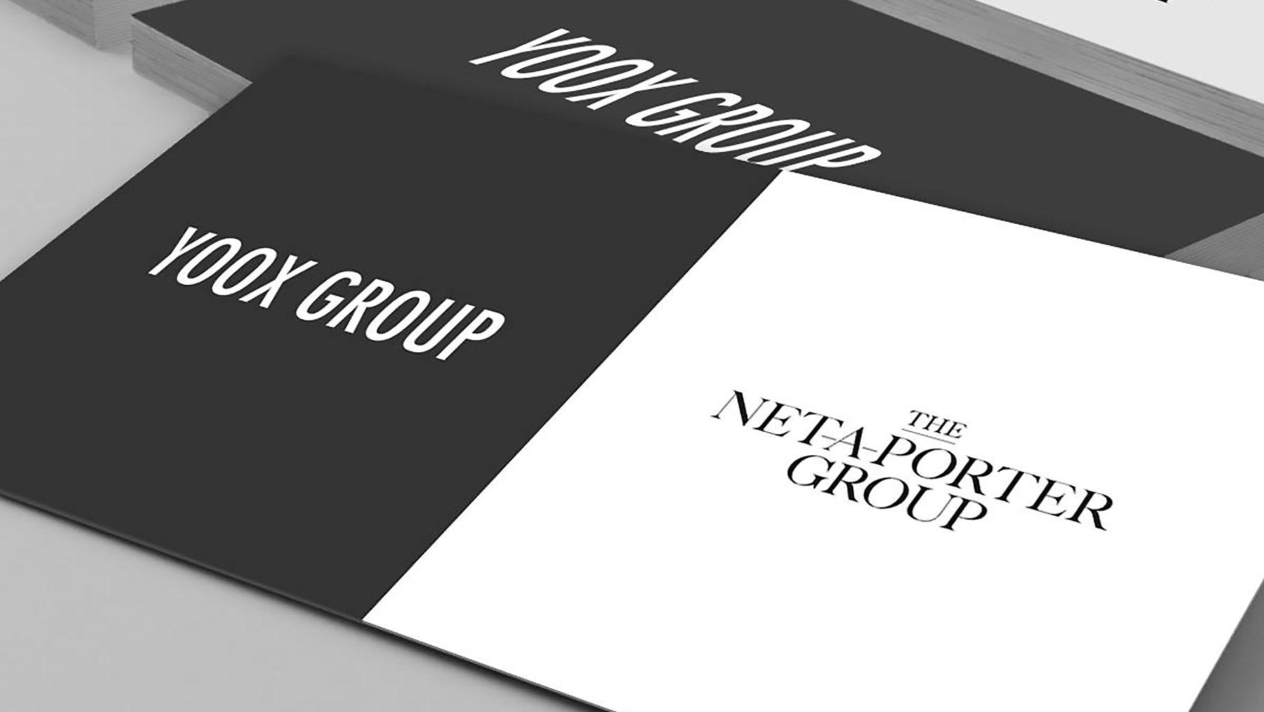 The Yoox Net-A-Porter Group   Source: Yoox