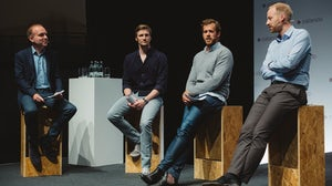 Zalando's 2015 annual general meeting | Source: Zalando