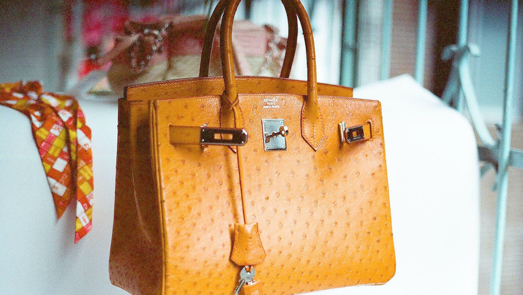 Hermès Birkin | Photo: Wen-Cheng Liu/Flickr