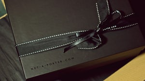 A package from Net-a-Porter | Source: Flickr/Maria Morri