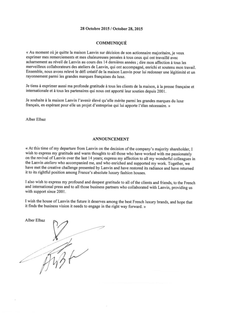 Communiqué AE_28Octobre2015