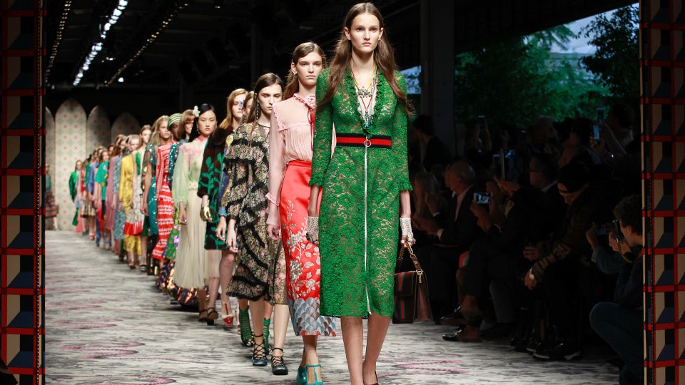 Gucci Spring/Summer 2016 | Source: Indigital