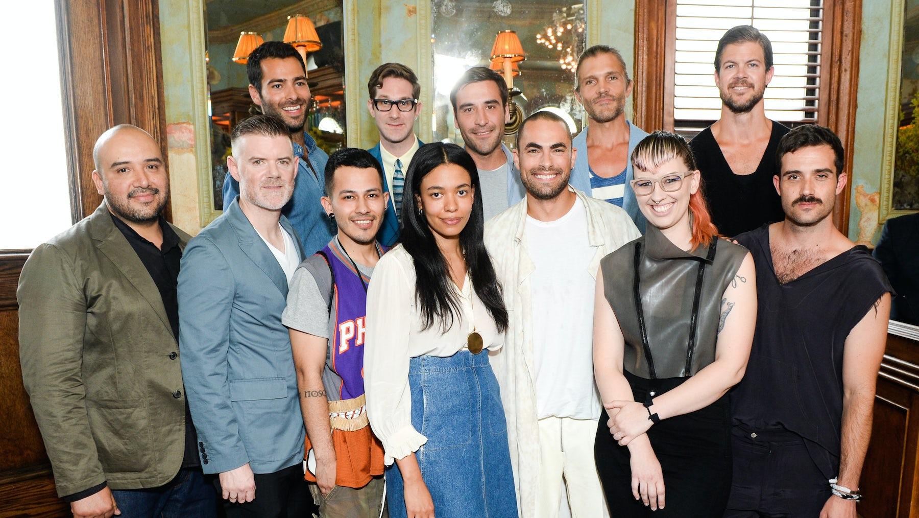 The 2015 Vogue/CFDA Fashion Fund finalists | Photo: Joe Schildhorn/BFA.com