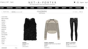 Net-a-Porter | Source: Net-a-Porter