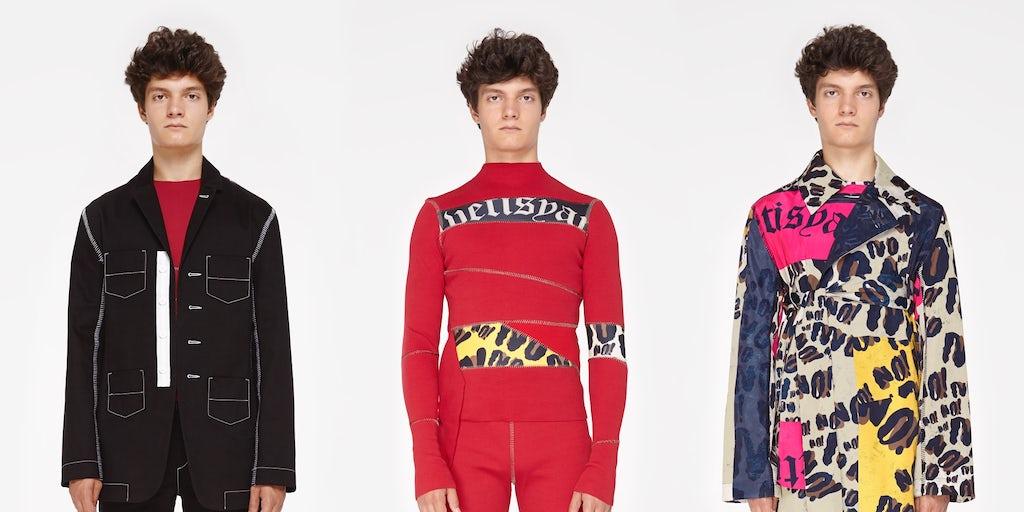 Tigran's Timely Mashup Menswear