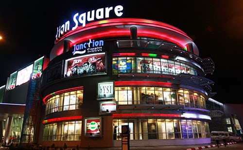 Junction Square in Yangon | Source: Junction Centre Group