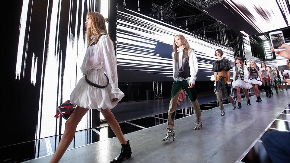 Louis Vuitton Spring/Summer 2016 | Source: Indigital