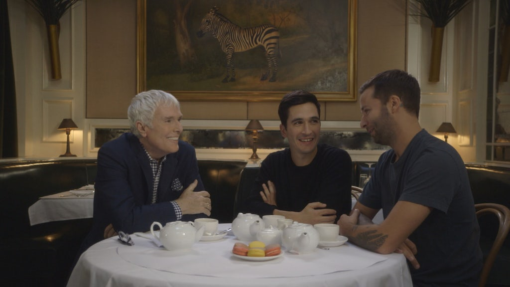 "Proenza Schouler's Jack McCollough and Lazaro Hernandez interviewed for ""Tea at the Beatrice"" 