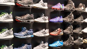 Adidas footwear | Source: Shutterstock