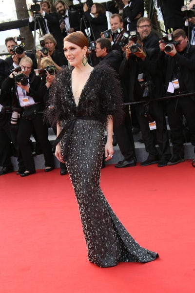 Julianne Moore at Cannes Film Festival 2015| Source: Shutterstock