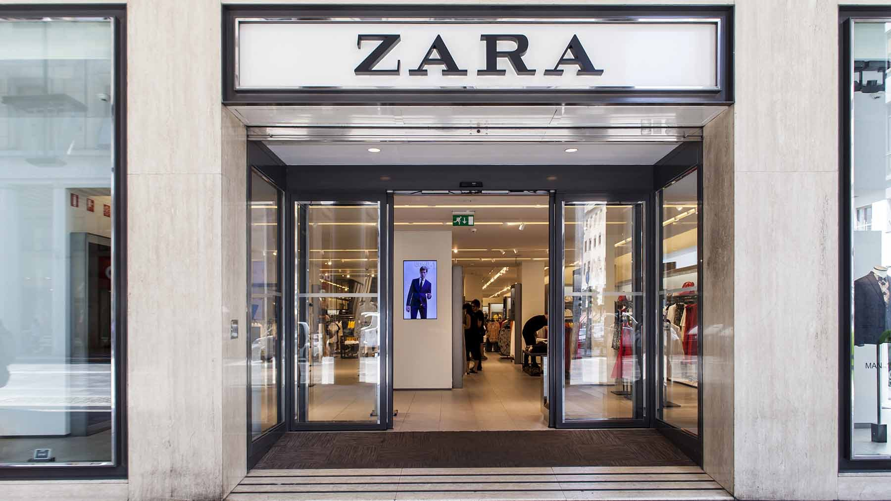 Inditex Said to Seek $472 Million for 16 Stores