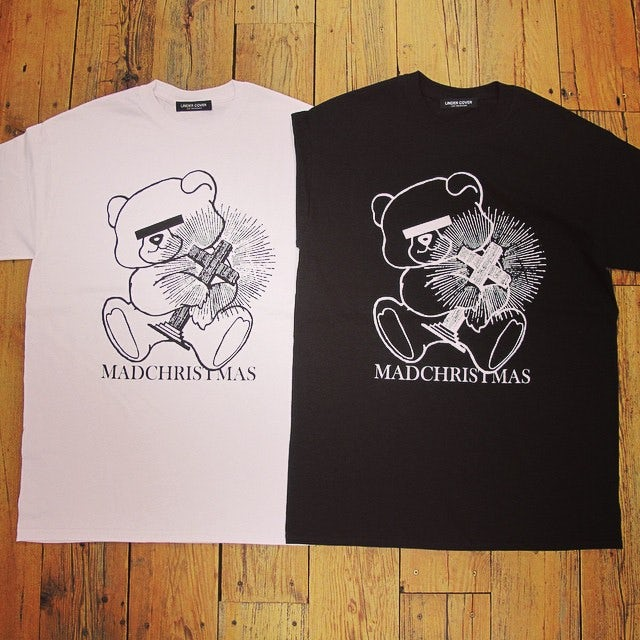 Takahashi's youth-friendly t-shirts | Source: Undercover/Instagram