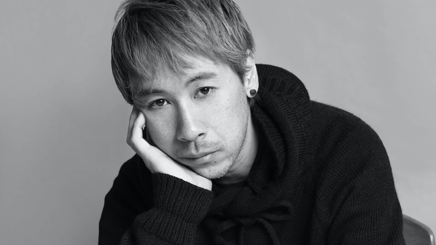 Jun Takahashi, designer and founder of Undercover | Photo: Yoshie Tominaga