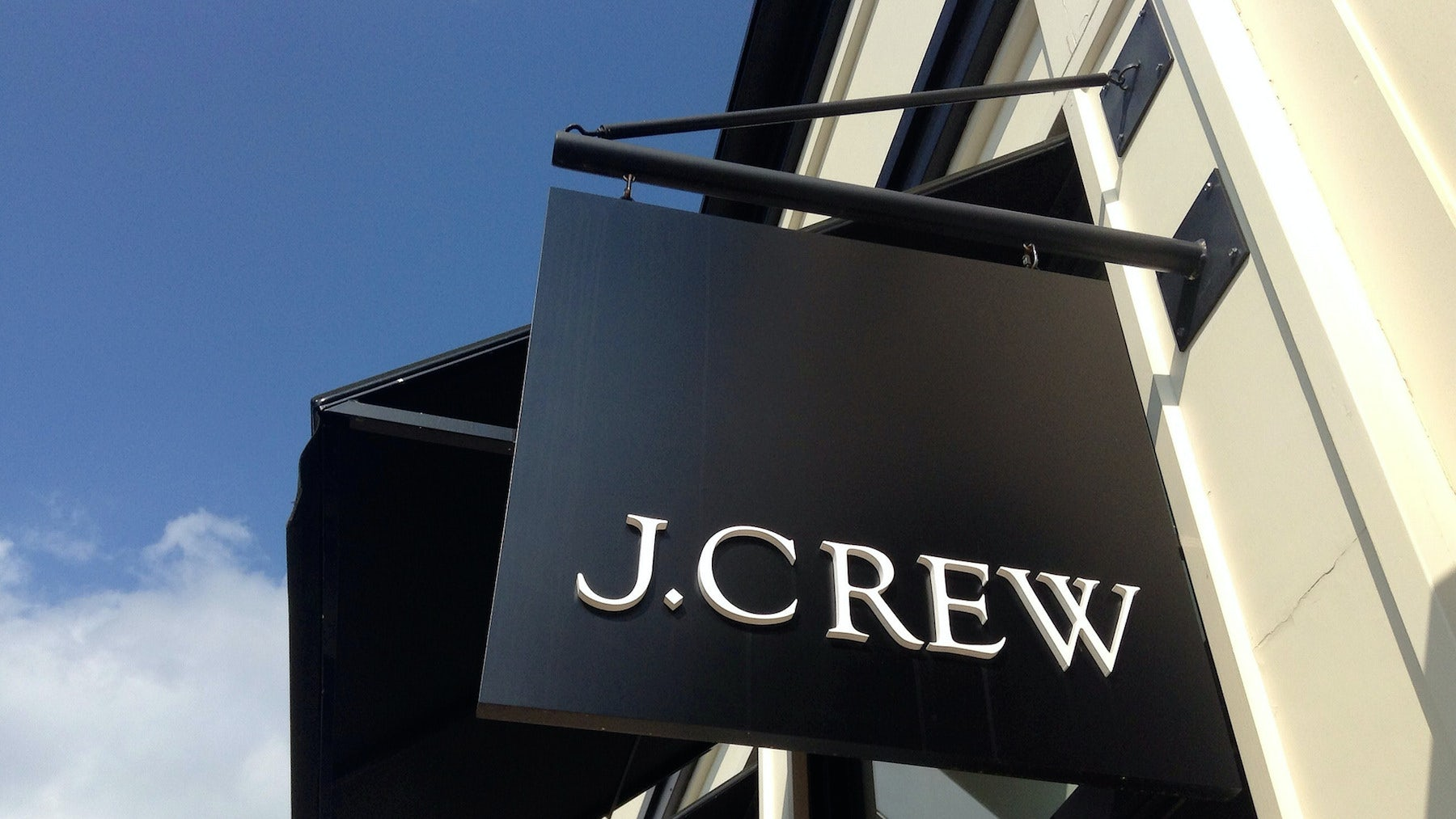 J.Crew CEO Jim Brett Is Leaving the Company