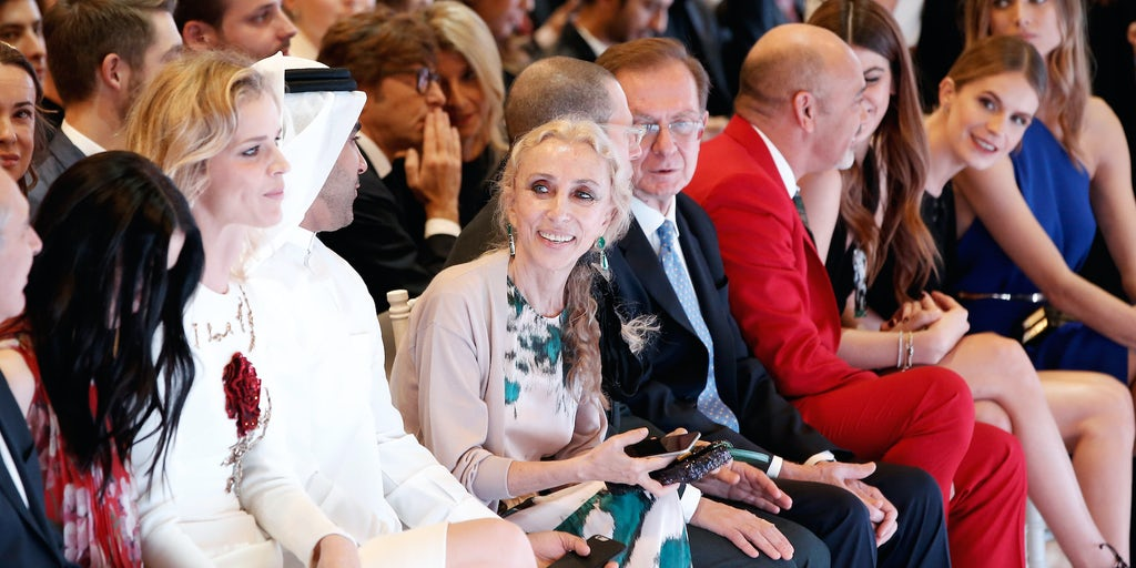 Franca Sozzani: 'I Respect When People Put Their Life in Front of Their Work'