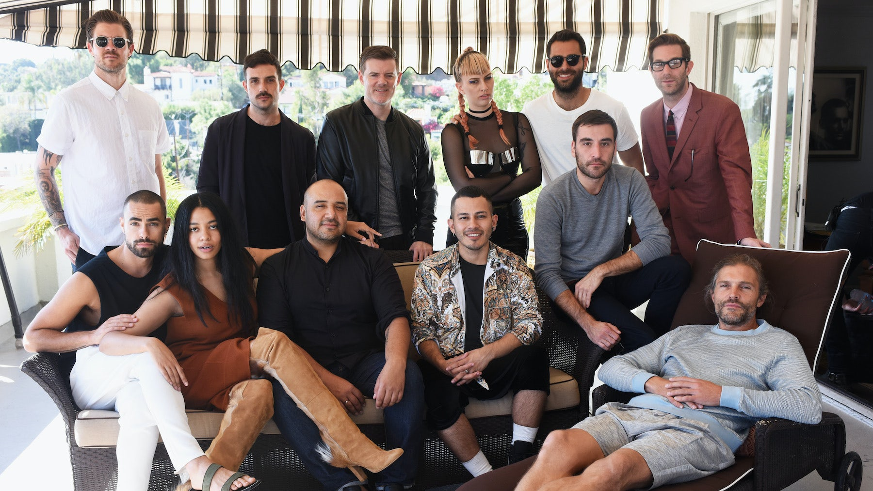 CFDA/Vogue Fashion Fund Finalists | Photo by Jeff Vespa/Getty