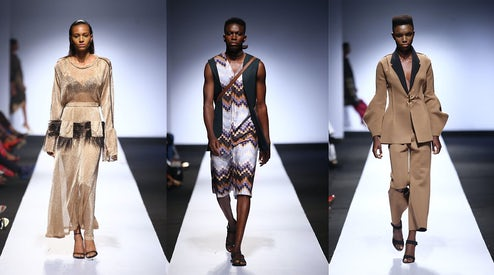 Nigeria Jockeys For Africa S Fashion Crown Global Currents Bof
