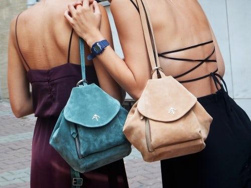 Manu Atelier's Mini-Fernweh bags | Source: Courtesy