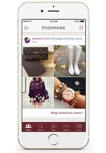 Poshmark feed | Source: Poshmark