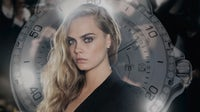 Cara Delevingne for Tag Heuer | Source: Tag Heuer