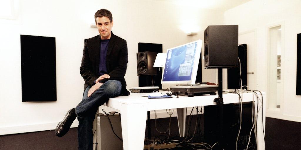 Making Frédéric Sanchez's Fashion Show Mixes