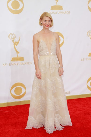 Claire Danes in Prada | Source: Shutterstock