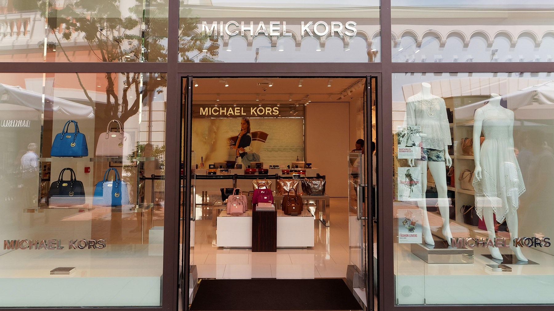 Michael Kors store | Source: Shutterstock