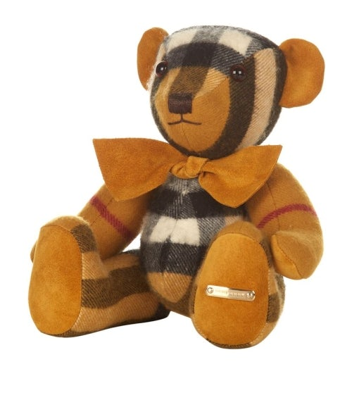 Burberry 'Thomas' bear | Source: Burberry