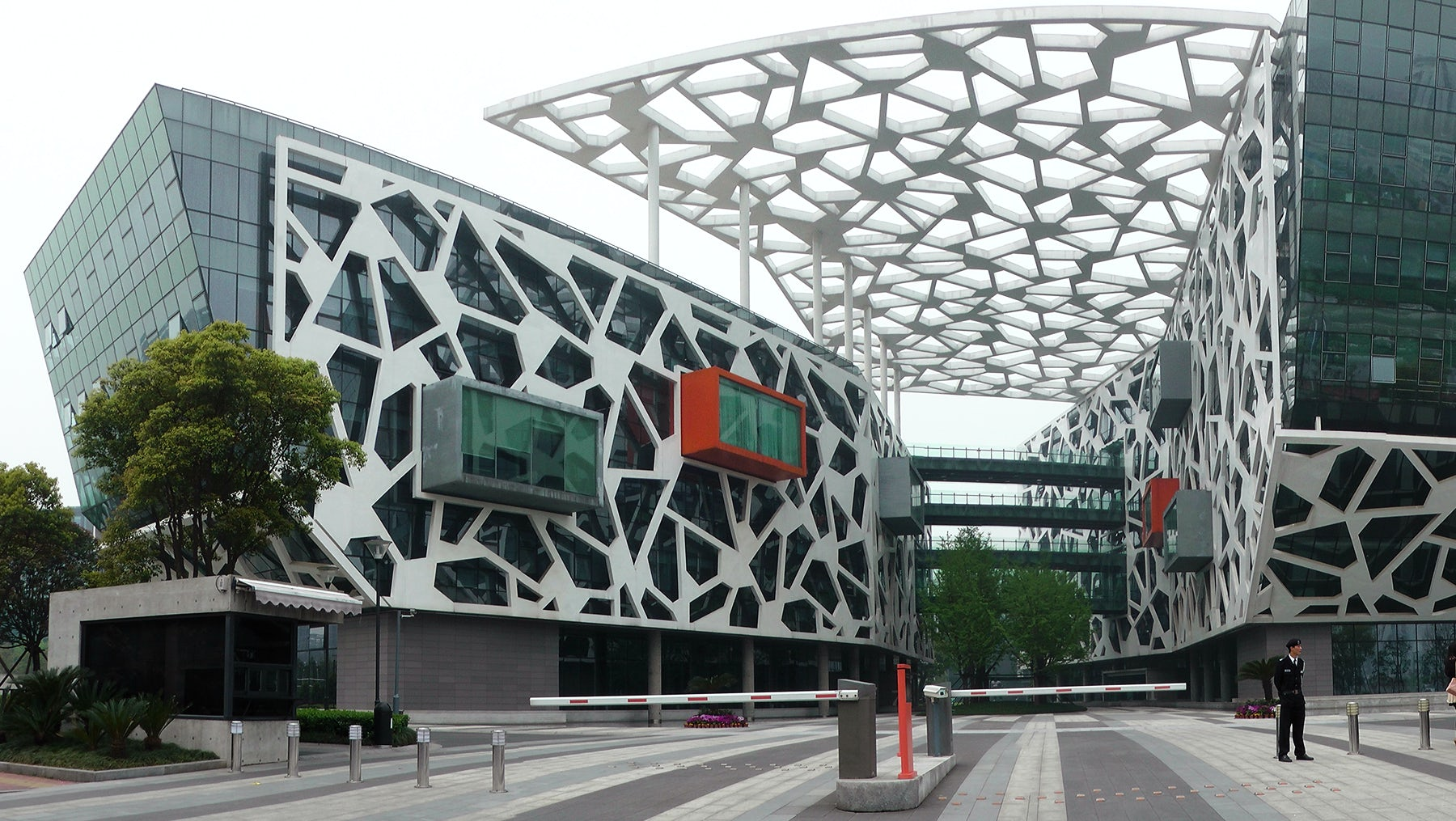Alibaba Group headquarters | Source: Courtesy