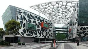 Alibaba Group headquarters | Source: Courtesy