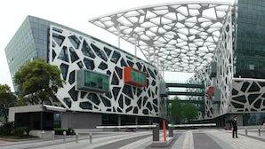 Alibaba Group headquarters   Source: Courtesy