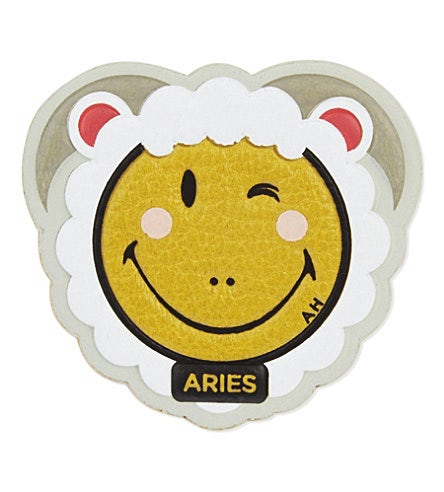 Anya Hindmarch Aries sticker | Source: Anya Hindmarch