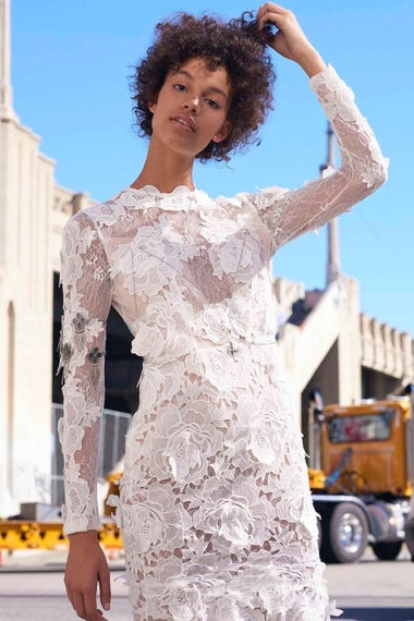 Asos bridal dress | Source: Asos