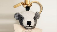 Burberry bear key chain | Source: Burberry