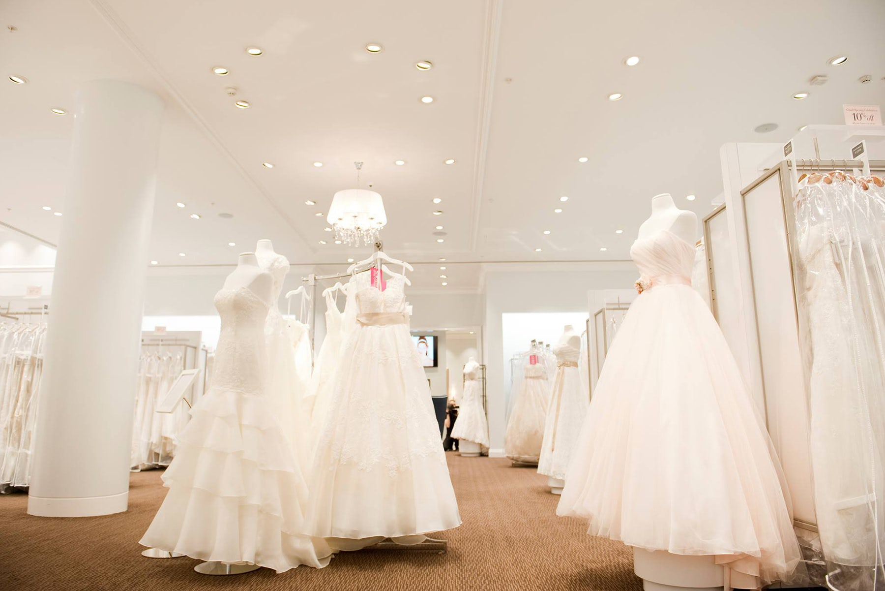 David's Bridal store | Source: David's Bridal