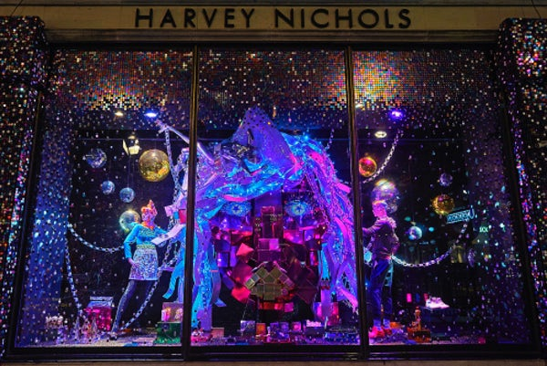 Harvey Nichols Christmas windows 2015 | Source: Harvey Nichols